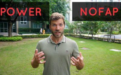 Energie durch NoFap – Power und Drive